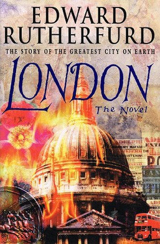 London (novel) - Image: Rutherfurd London first ed