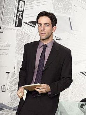 Ryan Howard (The Office) - Image: Ryan Howard (The Office)