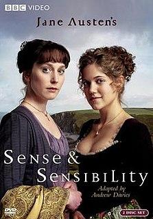 <i>Sense and Sensibility</i> (2008 TV series) 2008 British television drama series