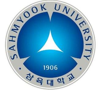 Sahmyook University - Image: Sahmyook University logo (round)