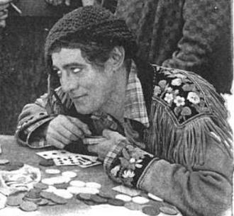 The Savage (1917 film) - Film still with Monroe Salisbury