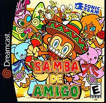 Samba de Amigo - Wikipedia