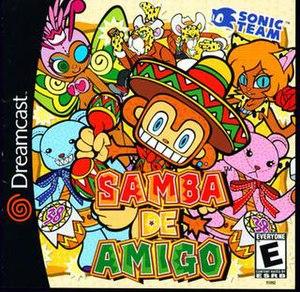 Samba de Amigo - Image: Samba De Amigo