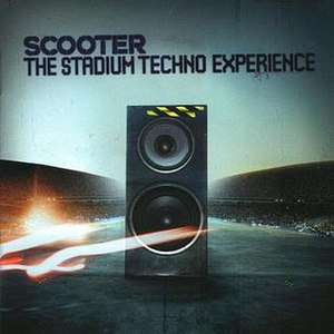 The Stadium Techno Experience - Image: Scooter the stadium techno experience a
