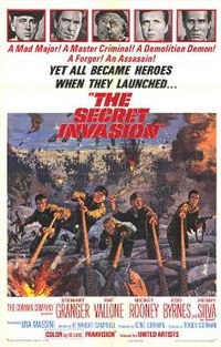The secret invasion 1964 youtube