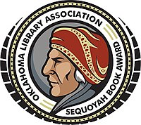 Sequoyah Book Award Logo