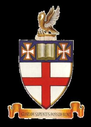 Senate of Serampore College (University) - Image: Serampore College logo