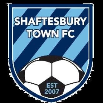 Shaftesbury F.C. - Image: Shaftesbury Town F.C. logo