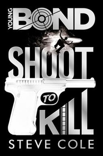 Shoot to Kill (Cole novel) - First edition UK hardback