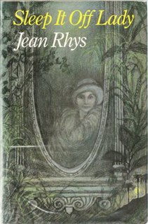 <i>Sleep It Off Lady</i> book by Jean Rhys