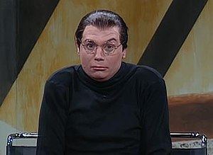 Sprockets (Saturday Night Live) - Mike Myers as Dieter.