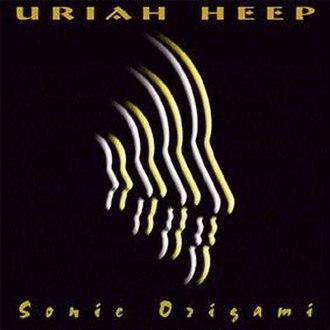 Sonic Origami - Image: Sonic Origami(album)