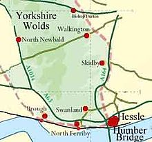 Yorkshire Wolds - Wikipedia