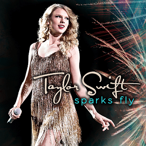 Sparks Fly (song) - Image: Sparks Fly Single