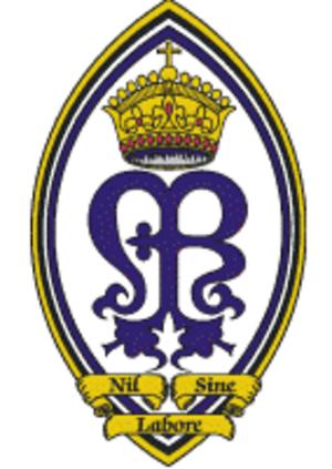 St Mungo's Academy - Image: St Mungo's Academy, Glasgow (crest)