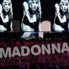 sticky amp sweet tour album   wikipedia