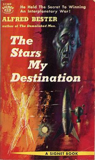 The Stars My Destination - 1957 edition (final/revised text)