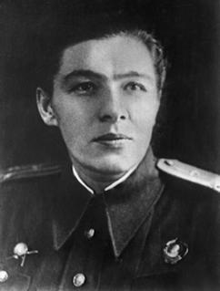 Tamara Kazarinova Commander of the 586th Fighter Aviation Regiment