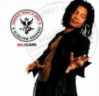 Wildcard (album) - Image: Terence Trent d'Arby's Wildcard!