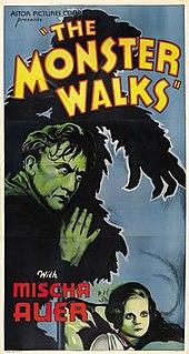<i>The Monster Walks</i> 1932 film