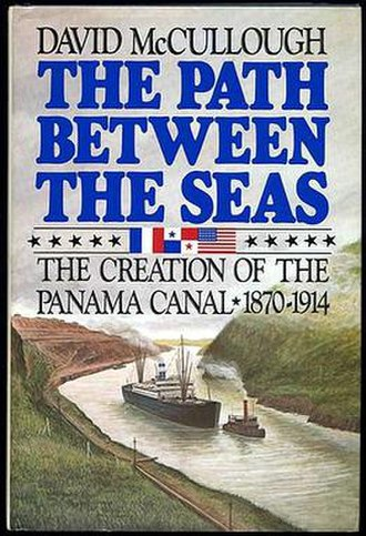 The Path Between the Seas - Cover of the first edition.