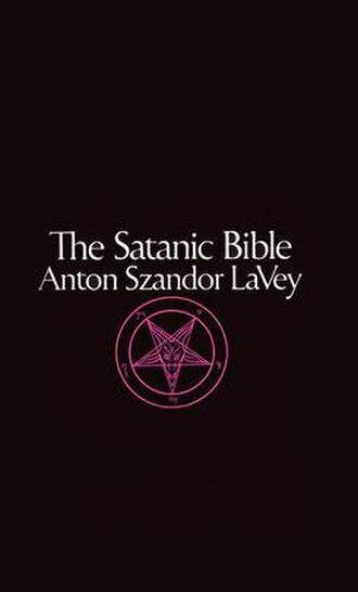 The Satanic Bible - Image: The Satanic Bible