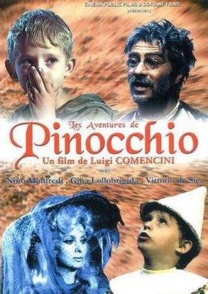 The Adventures of Pinocchio (1972 film) - Image: The Adventures of Pinocchio (1972 film)