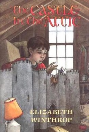 The Castle in the Attic - First edition cover