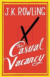 <i>The Casual Vacancy</i>
