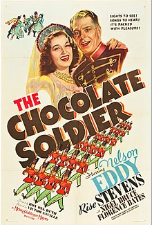 The Chocolate Soldier FilmPoster.jpeg
