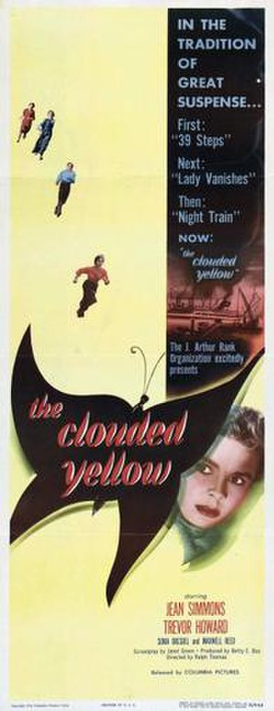 The Clouded Yellow - Image: The Clouded Yellow Film Poster