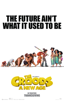 The Croods 2 A New Age 2020 US Animation Joel Crawford Nicolas Cage Emma Stone Ryan Reynolds  Animation, Adventure, Comedy