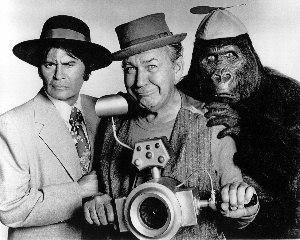 The Ghost Busters - Larry Storch, Forrest Tucker, Bob Burns