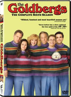 <i>The Goldbergs</i> (season 6) season of television series
