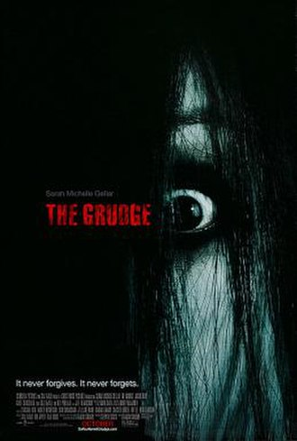 The Grudge - Theatrical release poster