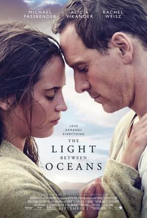 The Light Between Oceans (film) - Theatrical release poster