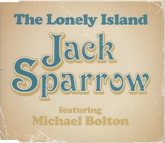 "Jack Sparrow (song) - Image: The Lonely Island ""Jack Sparrow"" (Promotional single)"