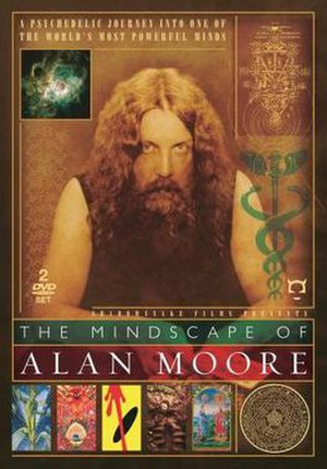 The Mindscape of Alan Moore - Image: The Mindscape of Alan Moore Video Cover