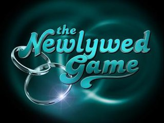 <i>The Newlywed Game</i> American television game show