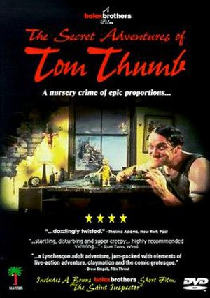 The Secret Adventures of Tom Thumb - The Secret Adventures of Tom Thumb
