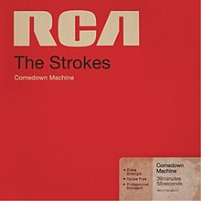 The Strokes - Comedown Machinejpg
