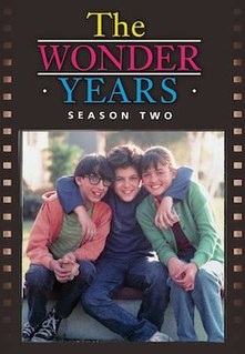 <i>The Wonder Years</i> (season 2)