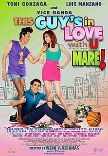 <i>This Guys in Love with U Mare!</i> 2012 Filipino film