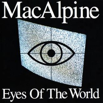 Eyes of the World (album) - Image: Tony Mac Alpine 1990 Eyes of the World