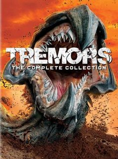 <i>Tremors</i> (franchise) American film series and television show