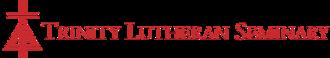 Trinity Lutheran Seminary - Image: Trinity Lutheran Seminary logo