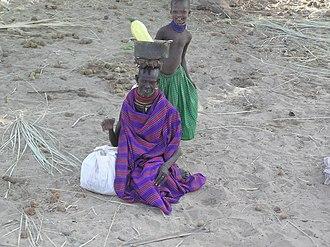 Turkana people - Image: Turkana 03