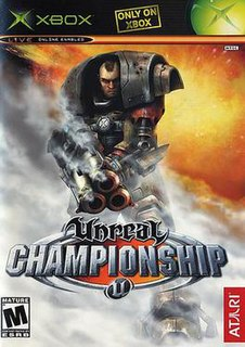 <i>Unreal Championship</i> 2002 video game