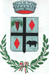 Coat of arms of Verrua Savoia