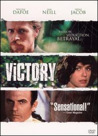 Victory (1996 film) - DVD cover